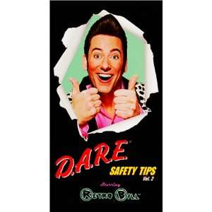 D.A.R.E. Safety Tips   Volume 2 [VHS]: Bill Russ, Bill