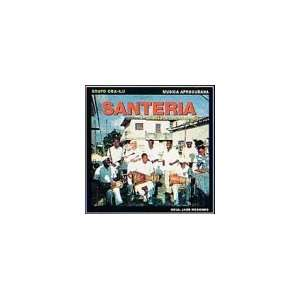 Santeria Songs for the Orishas [Vinyl] Grupo Oba Ilu