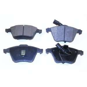 Prime Choice Auto Parts SMK915 Premium New Semi Metallic Front Brake