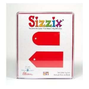 Sizzix Originals Die   Tags Arts, Crafts & Sewing
