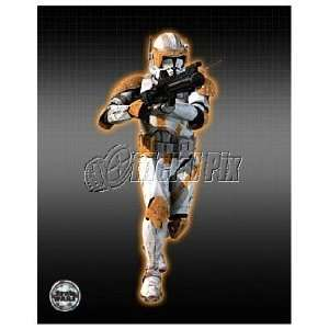 Star Wars Commander Cody Print Toys & Games