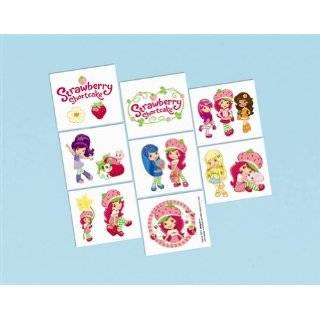 Strawberry Shortcake Big Fun Book to Color ~ Blueberry Muffin and