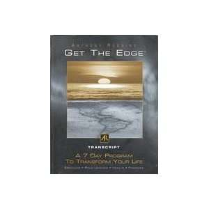 Get the Edge   Official Transcript (A 7 Day Program to Transform Your