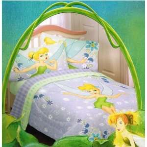 Disney Fairies Tinkerbell Full Comforter  Home & Kitchen