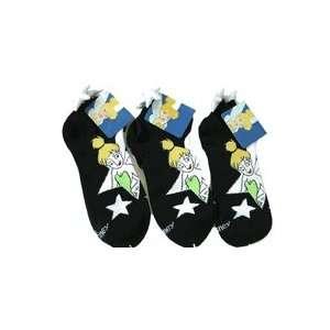 Disney Tinkerbell Socks set X 3 Pairs Toys & Games