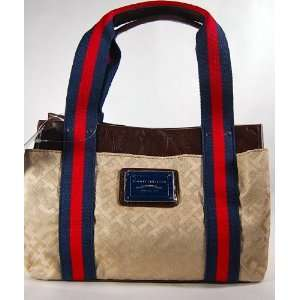 Womens Tommy Hilfiger Handbag Small Iconic Large Logo