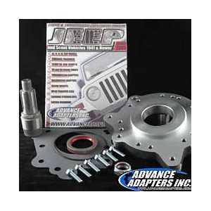 8602 23 Spline AMC Transmission To Dana 18 & 20 6 Spline Transfer Case