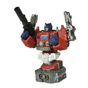 Toys Transformers Power Master Optimus Prime Bust Toys & Games