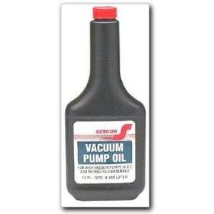 Technical Chemical 6915 Vacuum Pump Oil, 12 Oz Bottle Automotive