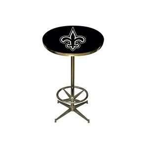 New Orleans Saints Pub Table