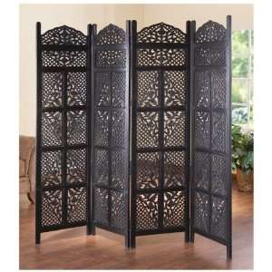 Hand   carved Solid   wood Room Screen