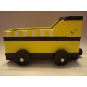 Wagon Yellow Toys & Games