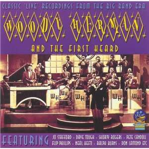 Juke Box Woody Herman & First Heard Music
