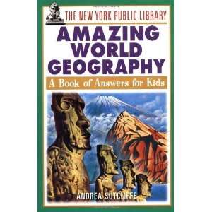 The New York Public Library Amazing World Geography: A
