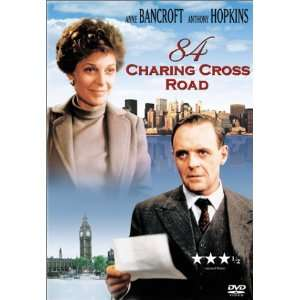 84 Charing Cross Road Anne Bancroft, Anthony Hopkins