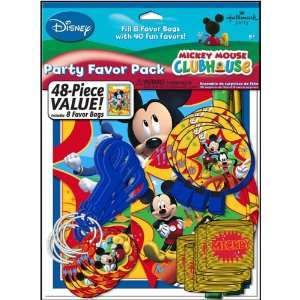 Disney Mickey Fun and Friends Party Favor Value Pack Toys & Games