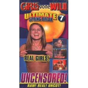 Girls Gone Wild Ultimate Spring Break Vol 7 Various