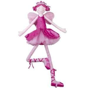 Maison Chic Fairy Princess 47 Bright Pink Dancing Toy Toys & Games