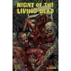 Night Of The Living Dead #2 Gore Cover Tomas Aira, Mike
