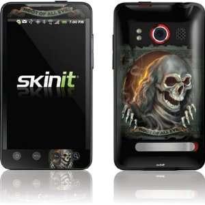 Skinit Root of All Evil Vinyl Skin for HTC EVO 4G