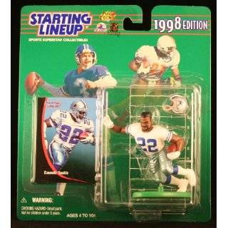 EMMITT SMITH / DALLAS COWBOYS 1997 NFL Starting Lineup Action Figure