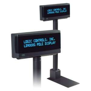 LT9900 Table Top Display. LT990 USB INTFCE/DARK GRAY OPOS/JPOS COMMAND