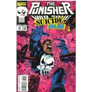, Vol 1, #24 (Comic Book) Suicide RUN   SHHH PART 5 MARVEL Books