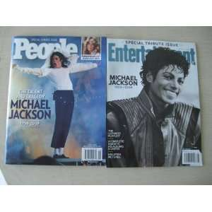 Michael Jackson Special Tribute Issue&entertainment Weekly Michael