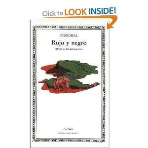 Rojo Y Negro / Red And Black (Letras Universales
