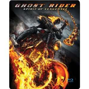 Ghost Rider   Spirit of Vengeance [Limited Edition Steelbook] No Disks