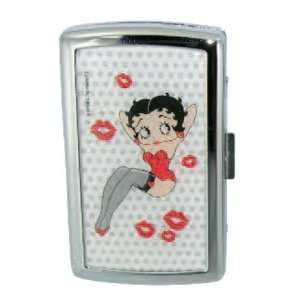 Betty Boop Kisses Cigarette Case