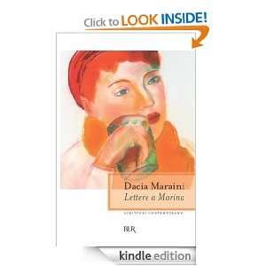 Lettere a Marina (La Scala) (Italian Edition) Dacia Maraini