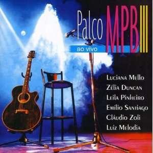 Palco MPB ao Vivo III Music