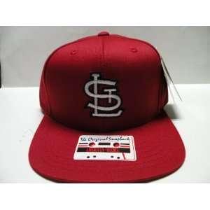 MLB St. Louis Cardinals Red Retro Snapback Cap Old School