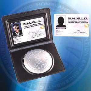 Nick Fury ID Set S.H.I.E.L.D.