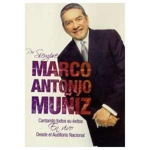 MARCO ANTONIO MUNIZ : EN VIVO DESDE EL AUDITORIO NACIONAL