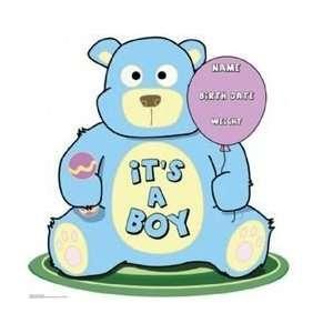 Its A Boy Teddy Bear #800