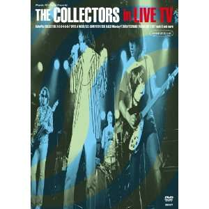 Collectors   In Live TV [Japan DVD] COBA 6272 Movies & TV