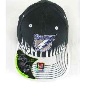 Tampa Bay Lightning Flex Fit Flat Bill Hat   Size L/XL
