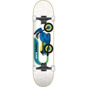 Habitat Khalsa Insignia Complete Skateboard   8.0 w/Essential Trucks