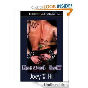 Natural Law (Nature of Desire, Book Two) Joey W. Hill