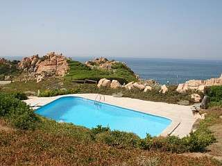 Accommodation and facilities for this holiday villa in Costa Paradiso