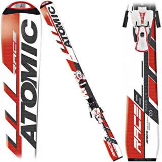 Atomic Race 8 Jr. Alpine Ski with 275 Binding  Youth   2006 BCS from