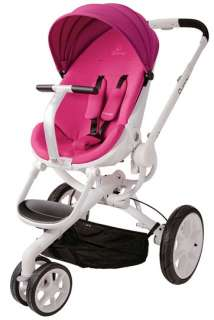 Auto Unfold Single Baby Stroller Pink Passion NEW 2012 Mood