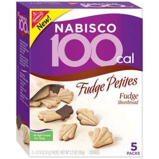 Nabisco Fudge Shortbread Petites 100 Calorie Packs, 5ct
