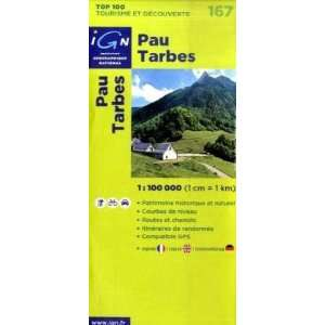 Pau/Tarbes: IGN.V167: .fr: IGN: Livres