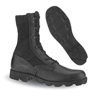 Altama 9 Jungle Mil. Spec Boot, Black   239603, Duty/Service at