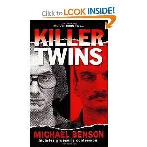 Killer Twins (9780786022052): Michael Benson: Books