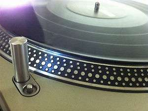 Customs/ Pop Up Lamp LED Conversion for Technics 1200/1210 MK2 and M3D