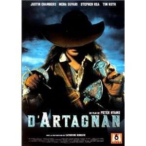 Artagnan  Justin Chambers, Mena Suvari, Stephen Rea, Tim